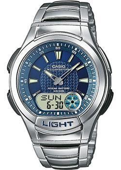 Casio Часы Casio AQ-180WD-2A. Коллекция Ana-Digi