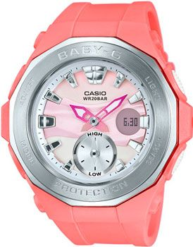 Casio Часы BGA-220-4A. Коллекция Baby-G