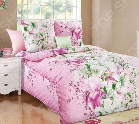 Комплект постельного белья Белиссимо «Магия цветов» «Магия цветов»