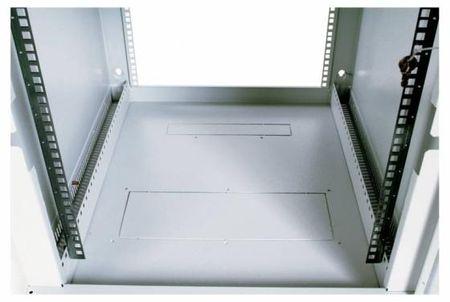 Фото Шкаф настенный 9U ЦМО ШРН-9.650 600x650mm дверь стекло. Купить в РФ