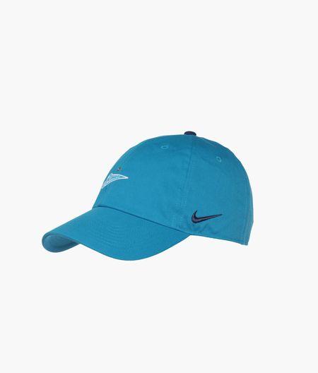 Купить Бейсболка Nike, Цвет-Лазурный, Размер-MISC