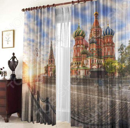 Фотошторы ТамиТекс «Моя Москва» «Моя Москва»