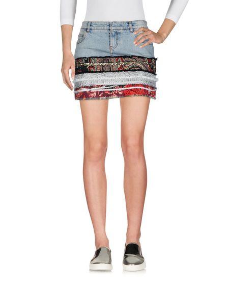 Фото FAITH CONNEXION Джинсовая юбка. Купить с доставкой