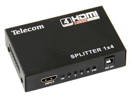 Фото Разветвитель HDMI VCOM Telecom TTS5020. Купить в РФ