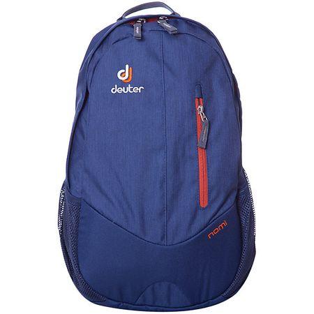 ed75e2cb7e2e Рюкзак Nomi, Deuter, синий – это маленький легкий рюкзак ваш надежный  спутник в городской суете. Рюкзак Nomi - отличный выбор для походов в  бассейн, ...