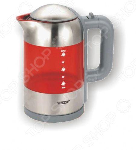 Здесь можно купить VS-113  Чайник Vitesse VS-113 <![CDATA[Чайники электрические]]>