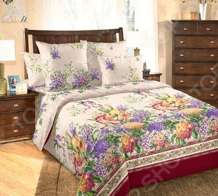 Комплект постельного белья Королевское Искушение «Шарлотта» «Шарлотта»
