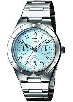 Casio Часы LTP-2069D-2A2. Коллекция Analog