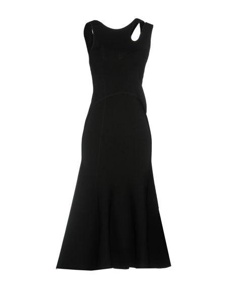 Фото ALEXANDER WANG Платье длиной 3/4. Купить с доставкой