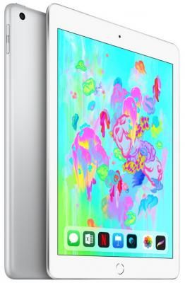 "Планшет Apple iPad 9.7"" 32Gb Silver Wi-Fi Bluetooth iOS MR7G2RU/A фото 3"