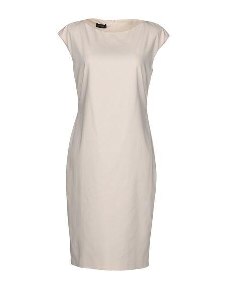 Фото LES COPAINS Платье до колена. Купить с доставкой