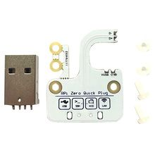 Multi-Function Usb Quick Plug Board Adapter Ethernet Badusb For Raspberry  Pi Zero V1 3/ Zero W