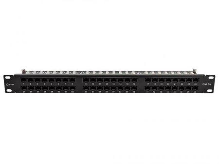 """Фото Патч-панель 5bites LY-PP5-75 UTP 5e кат 48 портов Krone&110 dual IDC 19"""". Купить в РФ"""