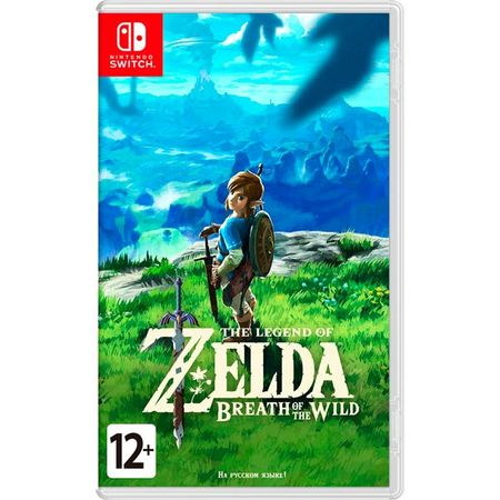 Купить Игра для Nintendo The Legend of Zelda: Breath of the Wild