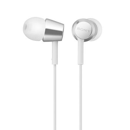 Купить Наушники внутриканальные Sony MDR-EX155AP White