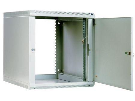 Фото Шкаф настенный 9U ЦМО ШРН-9.650.1 600x650mm дверь металл. Купить в РФ