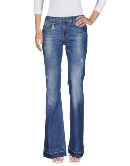 Фото LIU •JO Джинсовые брюки. Купить с доставкой