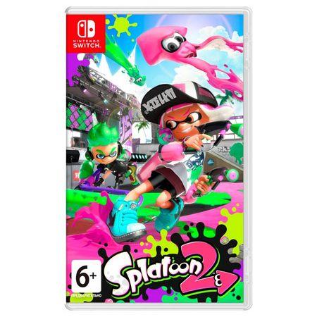 Купить Игра для Nintendo Splatoon 2