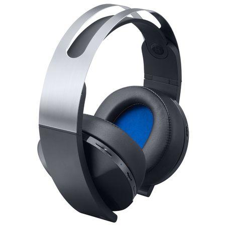 Купить Аксессуар для игровой консоли PlayStation 4 Наушники Platinum Wireless Headset (CECHYA-0090)