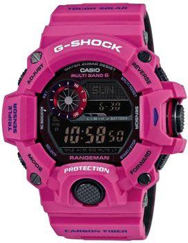 Casio Часы GW-9400SRJ-4E. Коллекция G-Shock