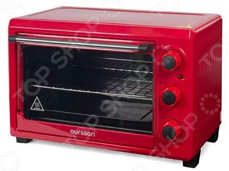 Здесь можно купить MO2610/RD  Мини-печь Oursson MO2610/RD <![CDATA[Настольные мини-печи]]>