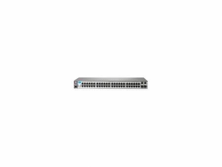 Фото Коммутатор HP 2620-48-PoE управляемый 48 портов 10/100Mbps 2xSFP J9627A. Купить в РФ