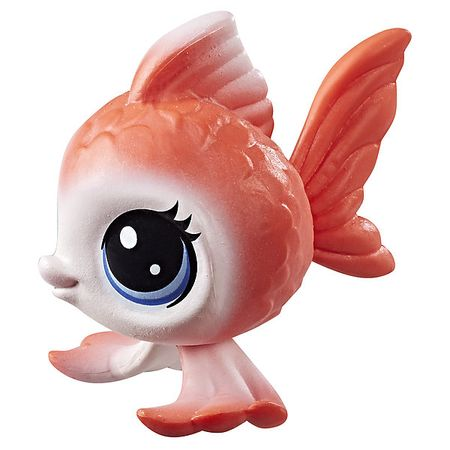 Купить Hasbro Фигурка Littlest Pet Shop, Рыбка