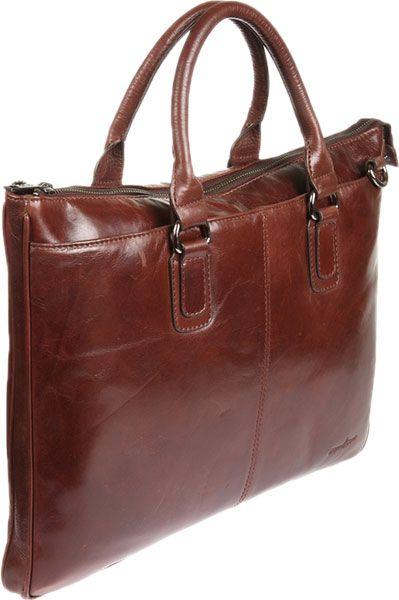 f859dd41310c Кожаные сумки Gianni Conti 704371 brown - labgrafika.ru