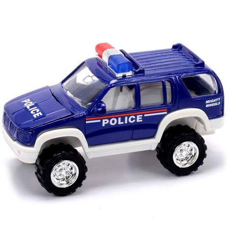 New Bright&Soma Soma 78248 Полицейский внедорожник 12 см фото-1