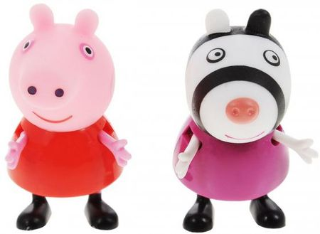 Игровой набор Peppa Pig Пеппа и Зои 2 предмета 28814