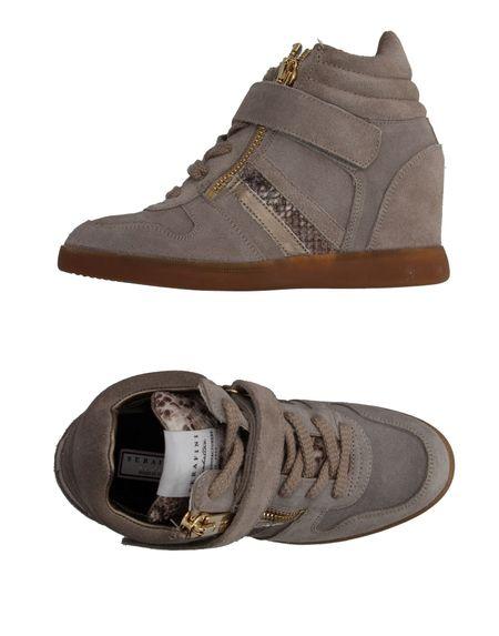 Фото SERAFINI MANHATTAN Высокие кеды и кроссовки. Купить с доставкой