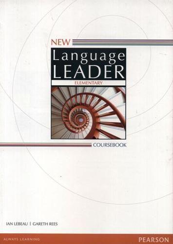 Lebeau I. New Language Leader. Elementary. Coursebook