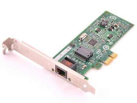 Сетевой адаптер Intel EXPI9301CTBLK Network Card PRO/1000 PT Gigabit Adapter PCI-E-1x OEM
