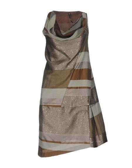 Фото MANILA GRACE Платье до колена. Купить с доставкой