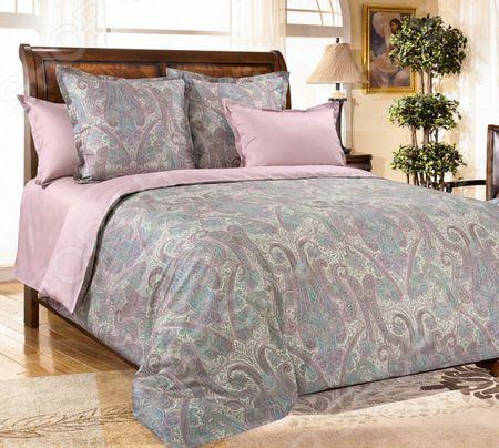 Комплект постельного белья Королевское Искушение «Кашмир-8» «Кашмир-8»