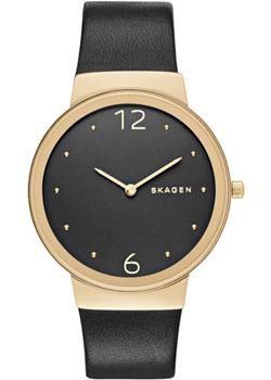 Skagen Часы SKW2370. Коллекция Leather