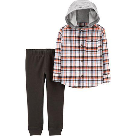 bef09919a82 carter`s Комплект  Рубашка и брюки Carter s для мальчика