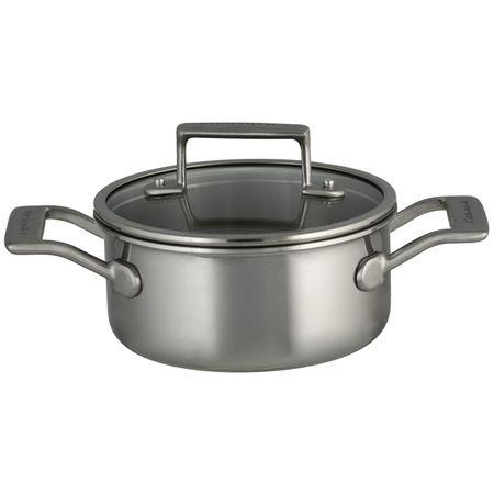 Купить Кастрюля (сверхпрочное покрытие) KitchenAid KC2T15EHST 1л