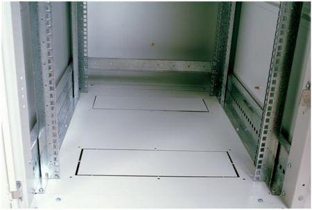 Фото Шкаф напольный 27U ЦМО ШТК-M-27.6.8-1AAA 600x800mm дверь стекло. Купить в РФ