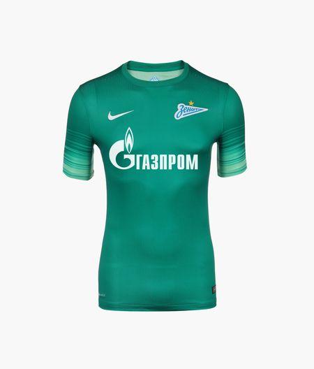Купить Оригинальная вратарская футболка, Цвет-Зеленый, Размер-S