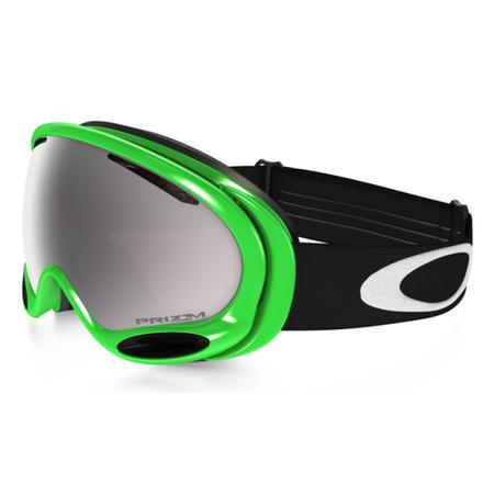 Горнолыжная маска Oakley A Frame 2.0 зеленый