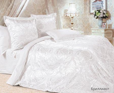 Комплект постельного белья Ecotex «Бриллиант». Семейный «Бриллиант». Семейный