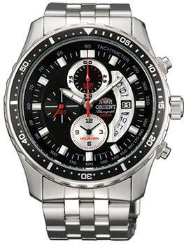 Orient Часы Orient TT0Q001B. Коллекция Sporty Quartz