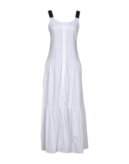 Фото MICHELA MII Длинное платье. Купить с доставкой