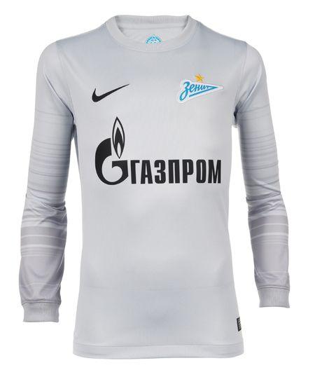 Купить Вратарская подростковая футболка, Цвет-Серый, Размер-XS
