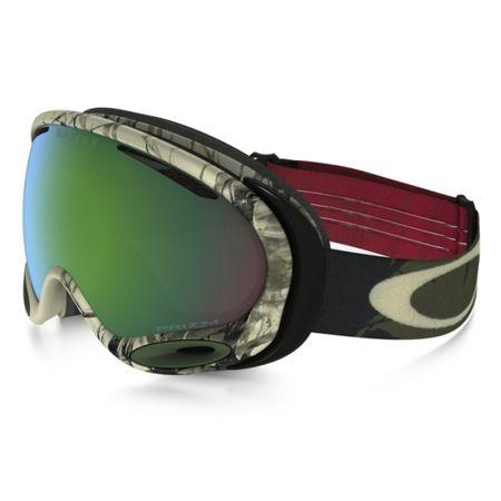 Горнолыжная маска Oakley A Frame 2.0 темно-зеленый