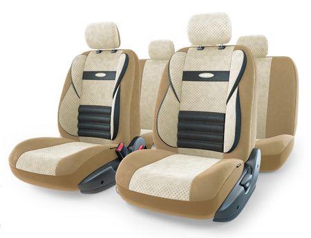 Чехол на сиденье Autoprofi Cmb-1105 d.be/l.be (М)
