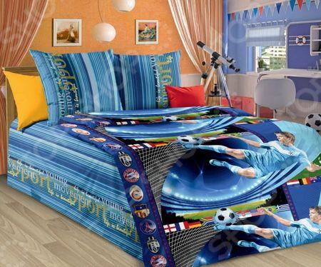 Детский комплект постельного белья Бамбино «Пенальти» «Пенальти»