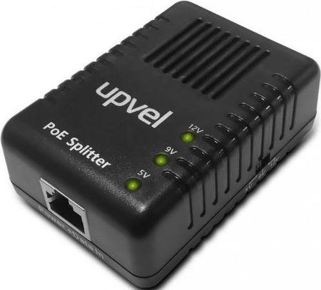 Фото PoE-сплиттер Upvel UP-104GS 10/100/1000Mbps. Купить в РФ