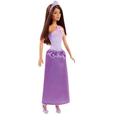 812fe9c9c8d Кукла Barbie Принцесса в сиреневом платье 28 см - spectro.ru